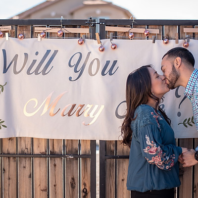 Sara & Isaac - The Proposal
