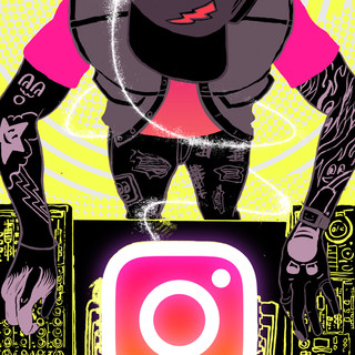 The Social Network of Hip Hop