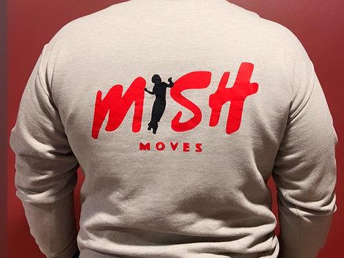 Mish Moves Crew Neck Sweatshirt