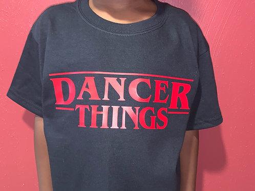 Mish Moves Dancer Things Shirt