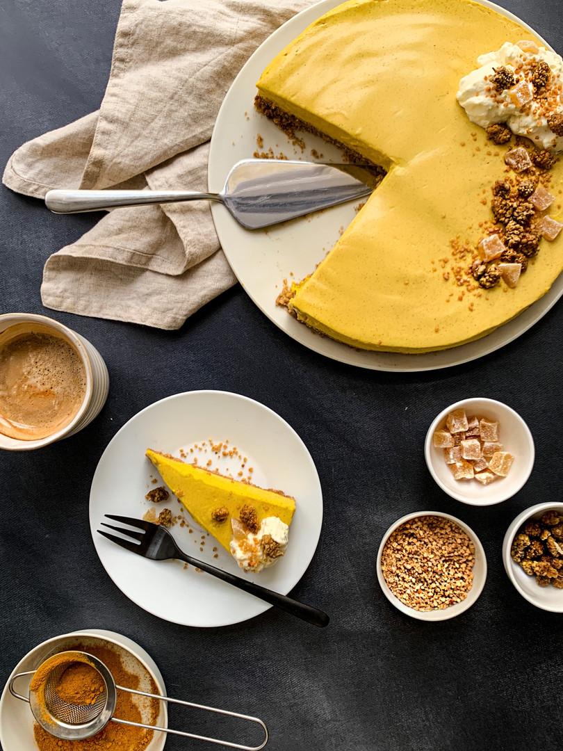 No bake Golden Milk Cheesecake IG.jpg