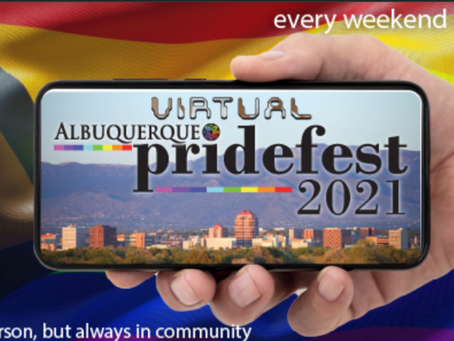 PRIDE 2021! A celebration of sexual orientation and gender identity hits the stage.