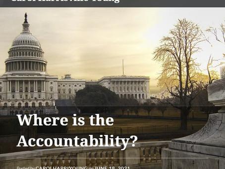 Where is the Accountability?