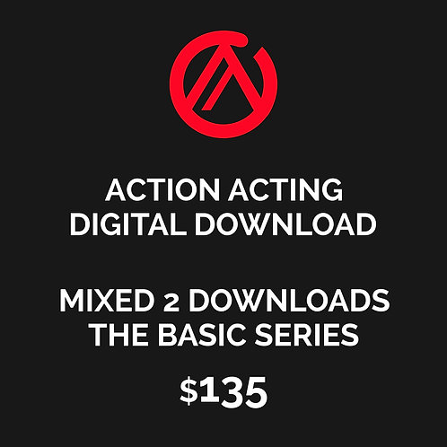 DIGITAL DOWNLOAD -  MIXED 2 DOWNLOADS - LEVEL BASIC