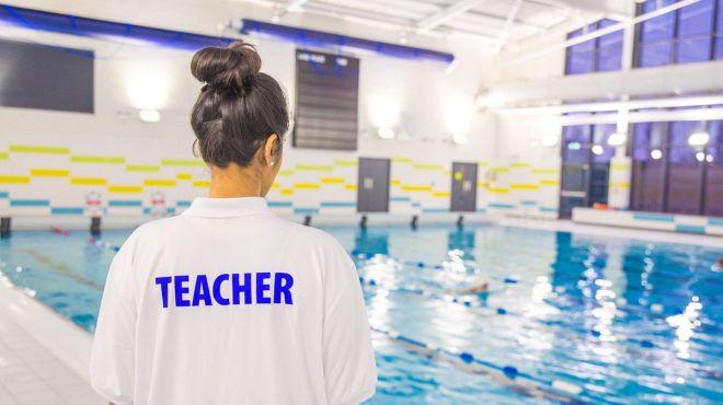 SAT Safety Award for Swimming Teachers