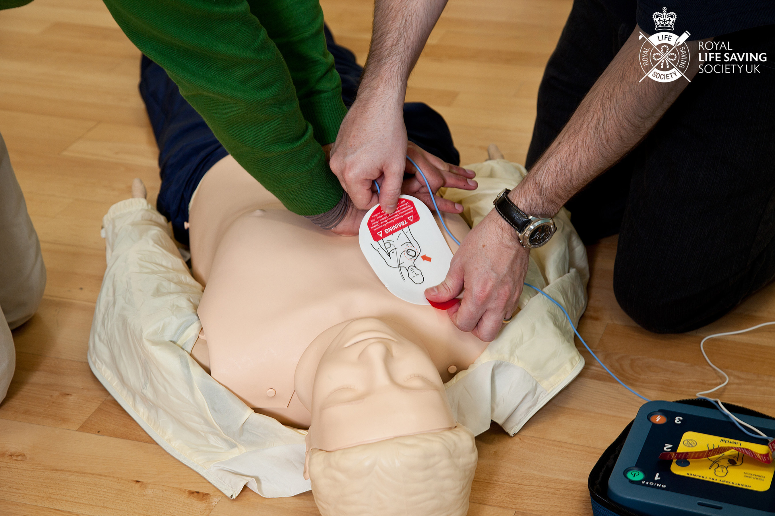 3 Day First Aid at Work
