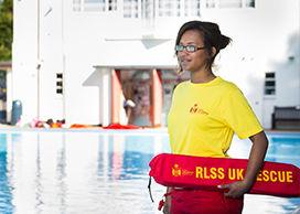 National Pool Lifeguard Qualification