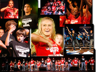 SHOW CHOIR CAMPS THIS SUMMER!