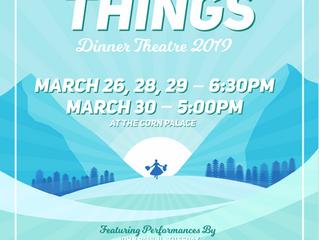 Dinner Theater Tix on Sale!