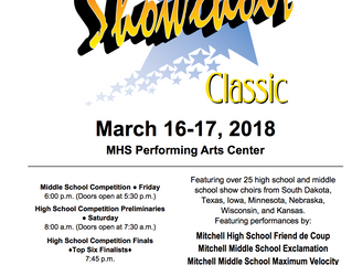Mitchell Show Choir Classic