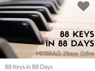 88 Keys in 88 Days