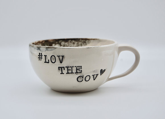 #LovTheCov Latte Mug