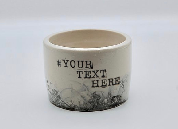 CustomText Planter