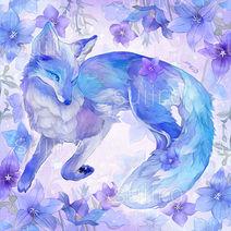 桔梗狐 Bellflower Fox