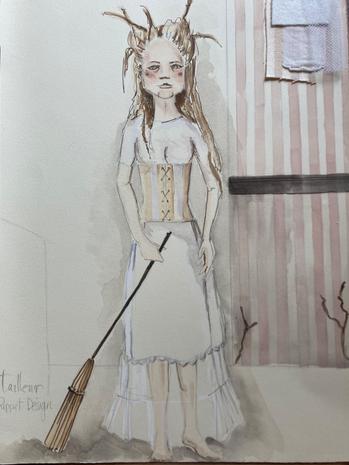 Tailleur maid rendering