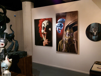2nd Annual Contemporary Group Show