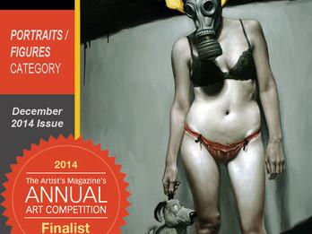 The Artist's Magazine & 3x3