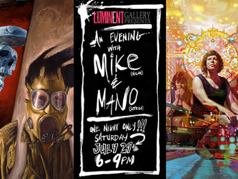 """""""An Evening With Mike & Mano"""""""