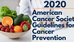2020 American Cancer Society Guidelines for Cancer Prevention