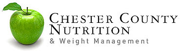 Chester County Nutrition Logo, weight loss