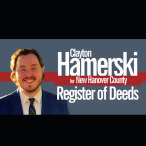 Volunteer at the polls for Clayton!