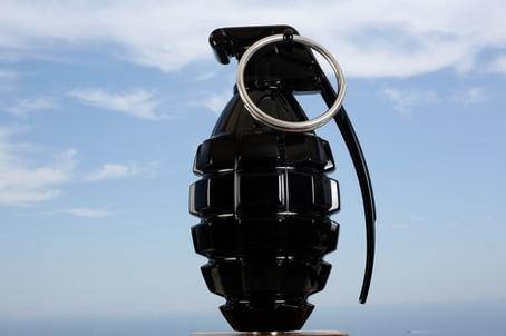 Grenade 100cm