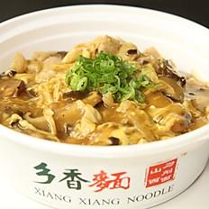 B1. Shanxi Style Sauced Noodle 山西打卤面