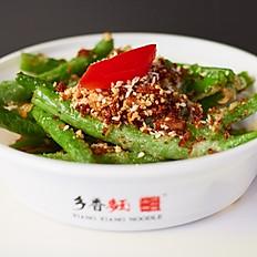 E5. Garlic Green Beans 蒜香四季豆