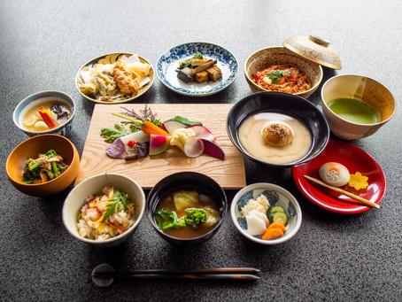 松永六感藤屋 冬の精進料理