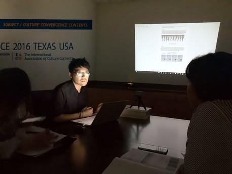 IACC 미국/텍사스 국제학술대회를 마치고