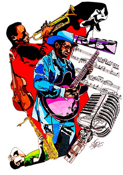 It's all about Jazz