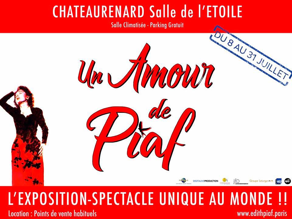 Un Amour De Piaf