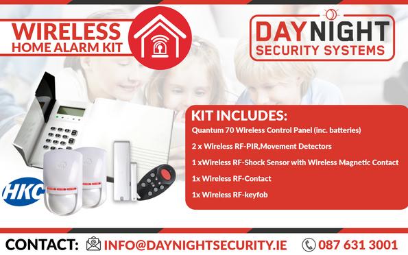 Day Night Intruder Package