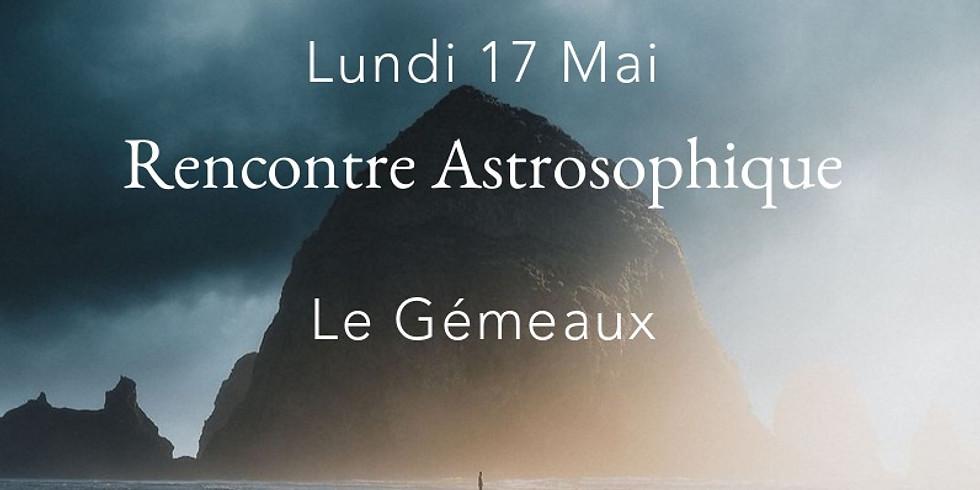 Rencontre Astrosophique : Gémeaux