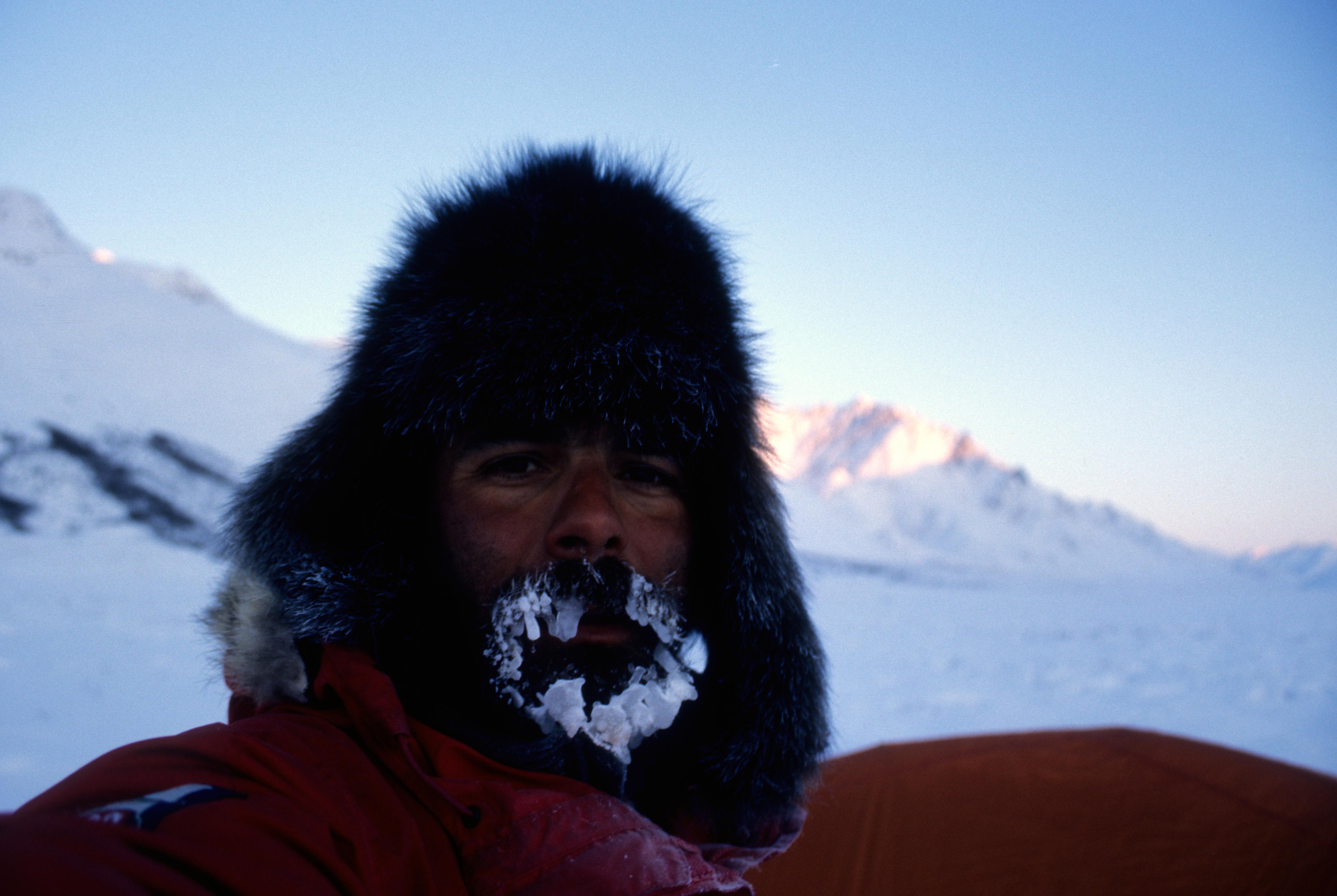 Alone Across Alaska, 5 months on ski
