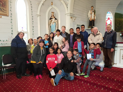 Family Pilgrimage with Fr. Phil Cody at