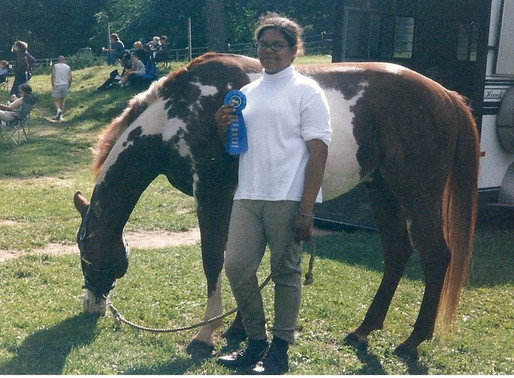 Horseback Riding While Black