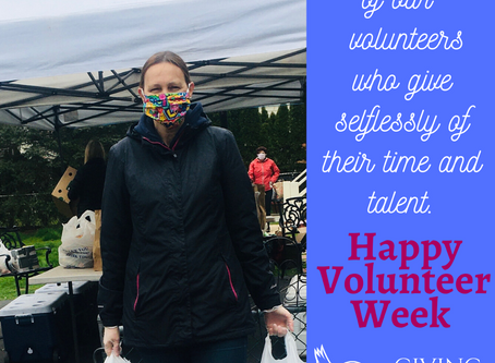 Our Volunteers Are The Best!