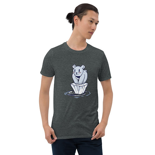 Polar Bear on Ice Tshirt
