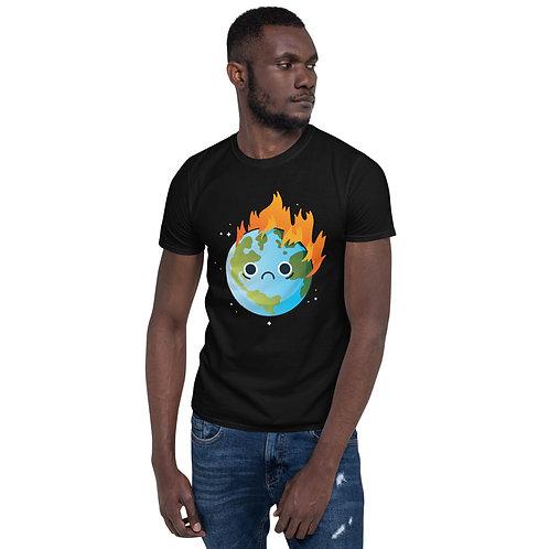 Earth on Fire Tshirt