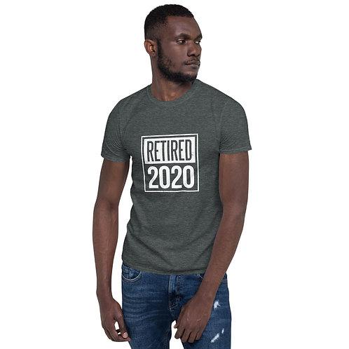 Retired 2020 Tshirt