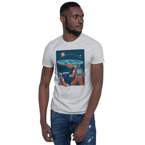 Flat Earth Tshirt