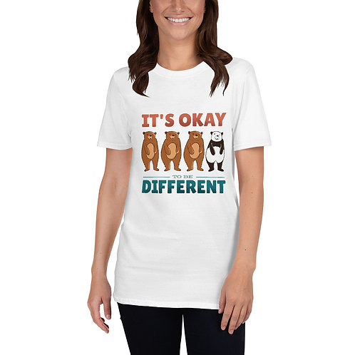 Different Bears Tshirt
