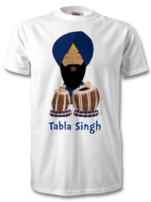 Adult Tabla Singh T-Shirt