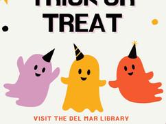 Three Days of Halloween Fun October 27-29, 2021