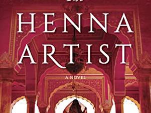 "Join Alka Joshi Live: ""The Henna Artist"" on September 23, 2021"
