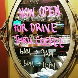 Drive Thru Coffee