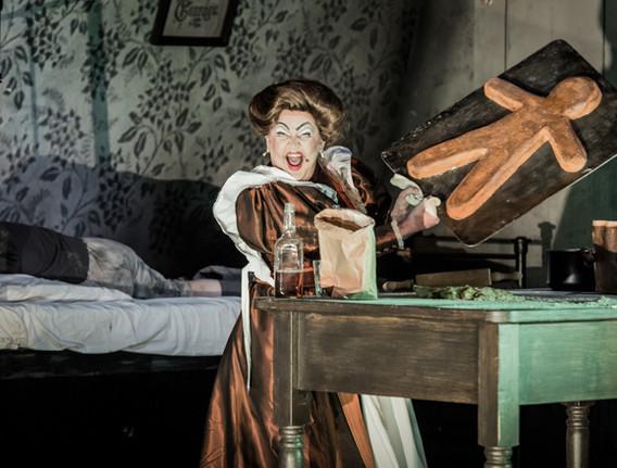 Rosy Lickspittle - Hansel and Gretel