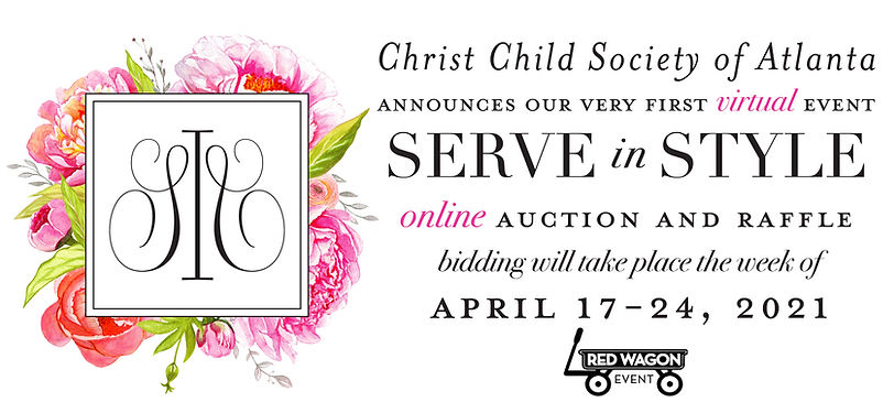 Serve in Style Virtual Event 2021_Banner