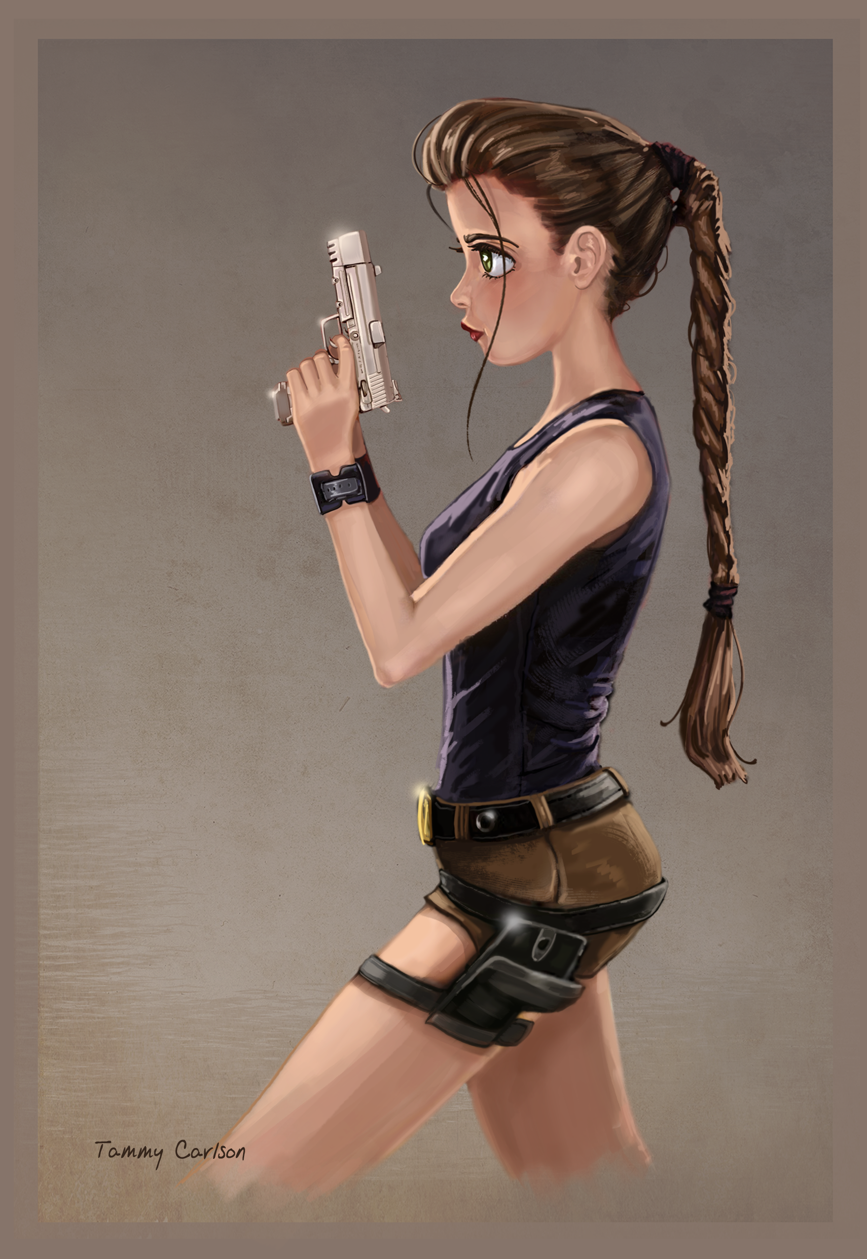 Lara Croft-Tomb Raider